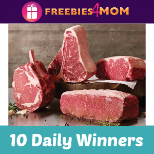 Sweeps Omaha Steaks Father's Day Sweepsteaks