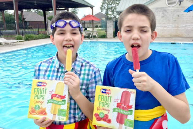 Popsicle Rewards at Walmart