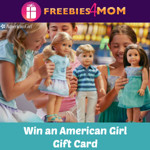 Sweeps American Girl Bloom with Truly Me