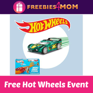 Free Hot Wheels 50th Anniversary Event at Target