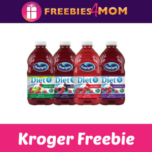Free Ocean Spray Juice at Kroger