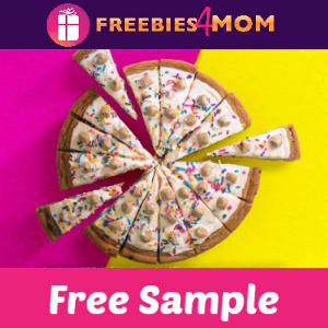 Free Polar Pizza Sample at Baskin-Robbins