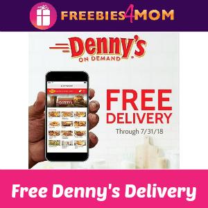Free Denny's DoorDash Delivery