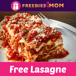 Free Lasagne w/Entrée at Carrabba's