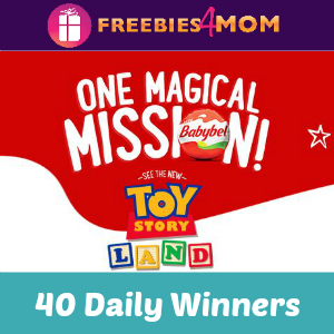 Sweeps Babybel One Magical Mission