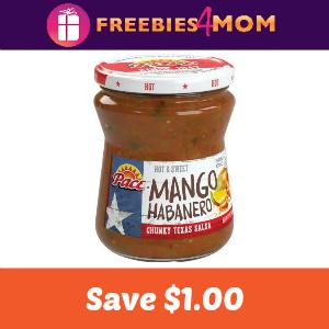 Coupon: Save $1.00 on Pace Chunky Texas Salsa