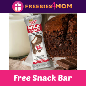 Free Prairie Farms Snack Bar (Select States)