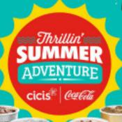 CiCi's Thrillin' Summer Adventure