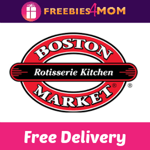 Free Boston Market Delivery
