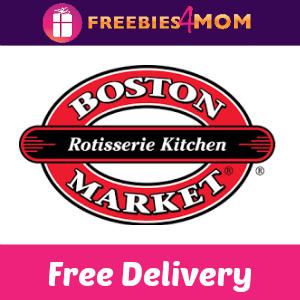 Free Boston Market Delivery