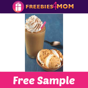 Free Sample Pumpkin Cheesecake Cappuccino Blast
