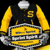 Sprint Spirit Sweepstakes