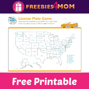 Free Road Trip Printables (+Games for Kids)