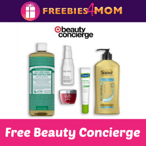 Free Target Beauty Concierge Nov. 3