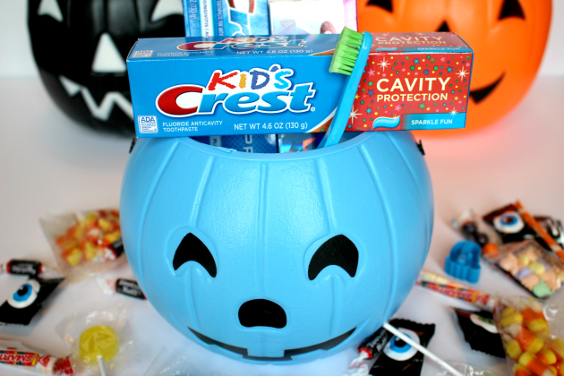 Crest Candy Confessions for Halloween