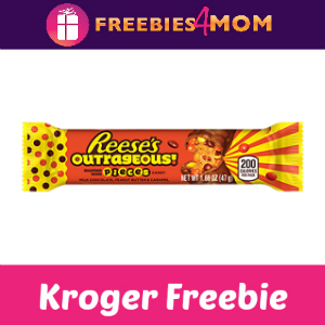 Free Reese's Outrageous Bar at Kroger