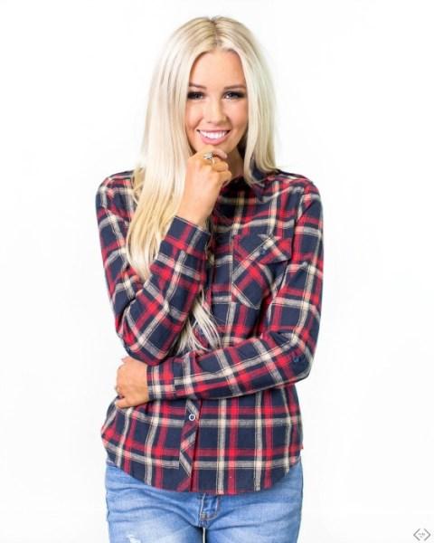 40% off Flannels (Starting Under $20)