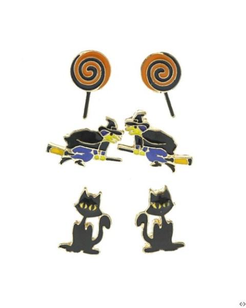 2 Pair of Earrings $14 ($30 Value)