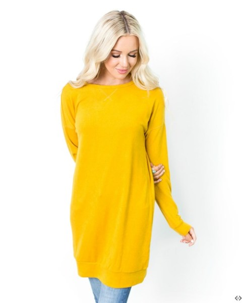 $10 off Long Sleeve Tops (starting at $14.95)