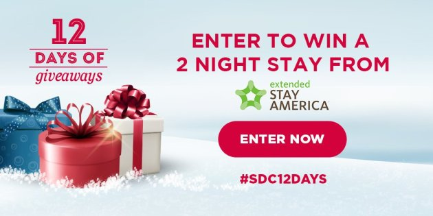 2-Night Stay at Extended Stay America Giveaway