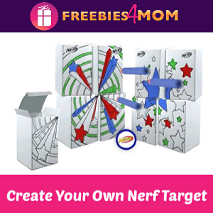 Create Your Own Nerf Target at JCPenney