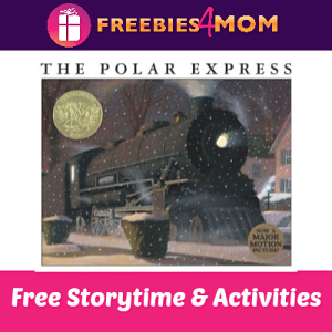Barnes & Noble Polar Express Storytime