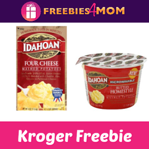 Free Idahoan Potato Pouch or Cup at Kroger