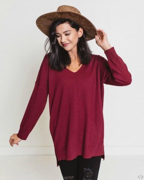 50% off Tig Sweater + $5.99 Hat