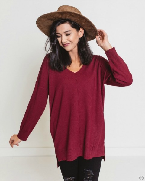 50% off Tig Sweater + $5.99 Hat