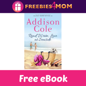 Free eBook: Read, Write, Love at Seaside