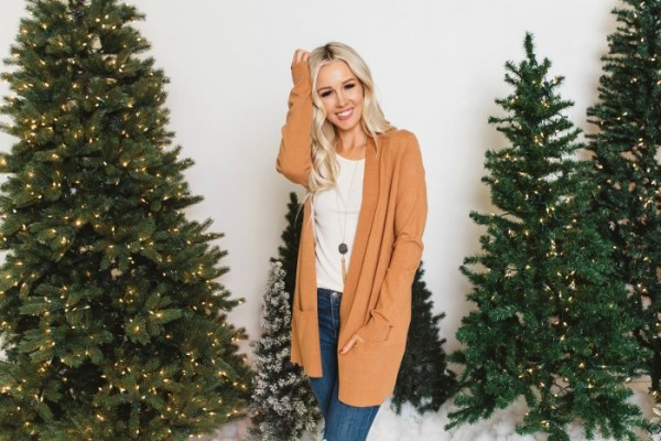 40% off Cardigans (Starting at $17)