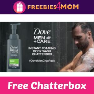Dove Men+Care Body Wash Chatterbox