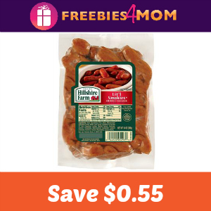 Save $0.55 on Hillshire Farm Lit'l Smokies