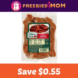 Save $0.55 on Hillshire Farm Lit'l Smokies