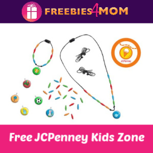 JCPenney Kid Zone Charming Bead Bash