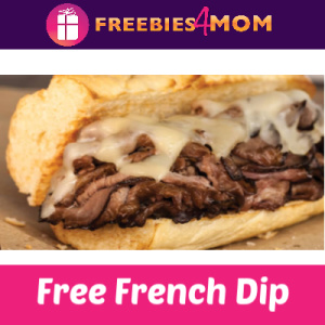Free French Dip from McAlister's & Uber Eats