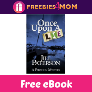 Free eBook: Once Upon a Lie ($4.99 Value)