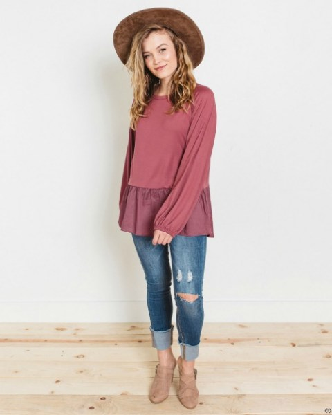 Tops BOGO Free at Cents of Style