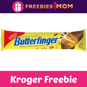 Free Butterfinger at Kroger