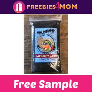 Free Sample Abundant Harvest Soils Monkey Mix