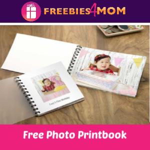 Free 4x6 PrintBook at Walgreens