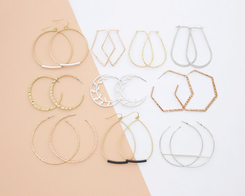 Earrings & Necklaces 2 for $12