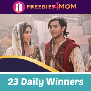 Sweeps Popsugar Must Have Aladdin