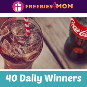 Sweeps Coca-Cola $25 Brinker Gift Card IWG
