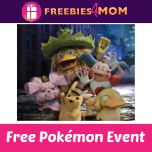 Free Pokémon Event at Target May 11