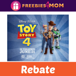 Buy 3 Almond Breeze Get Free Toy Story 4 Ticket