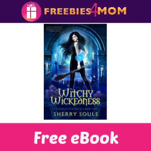 Free eBook: Witchy Wickedness ($2.99 Value)