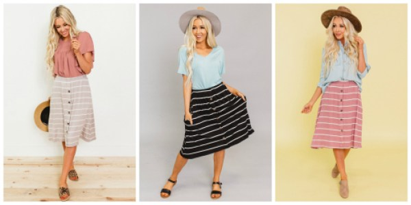 40% off Skirts (thru 5/21)