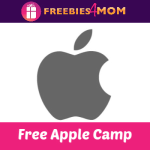 Free Apple Camp for Kids 8-12