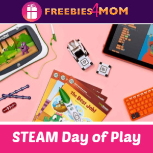 Walmart STEAM Day of Play July 27